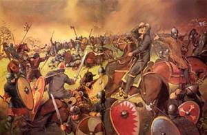 Batalla de Hastings 1066